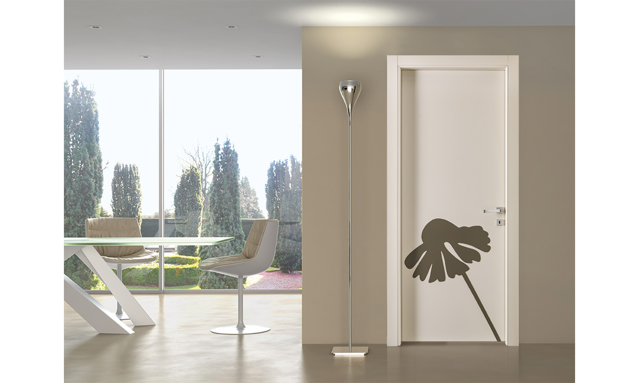 Porte interne in laminato